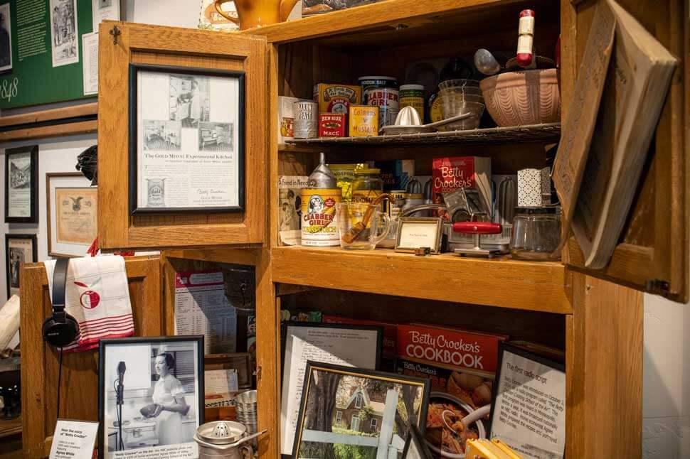 valley center museum betty crocker