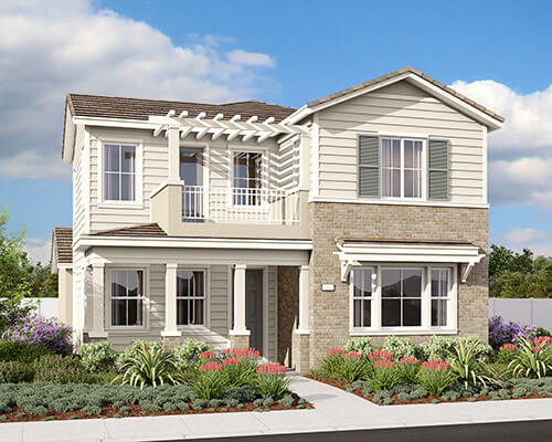 Valley Center, California 92082, 4 Bedrooms Bedrooms, ,Front Porch Home,Home Plan,1004