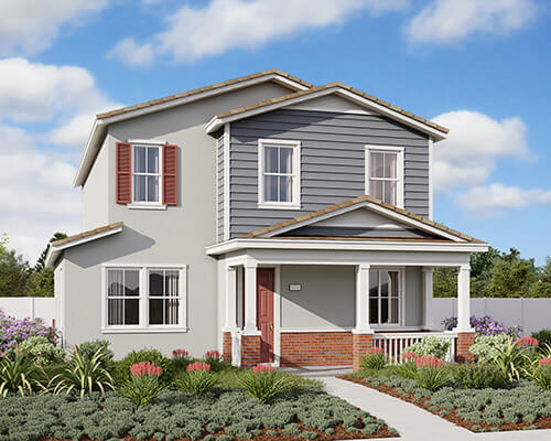 Valley Center, California 92082, 4 Bedrooms Bedrooms, ,Front Porch Home,Home Plan,1005